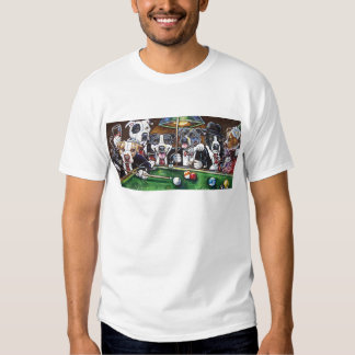 Pool Dogs T Shirts