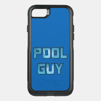 Pool Guy OtterBox Commuter iPhone 7 Case