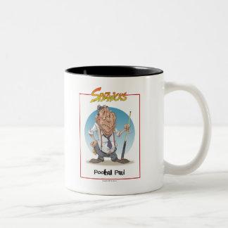 Pool Hall paul - Customized Coffee Mugs