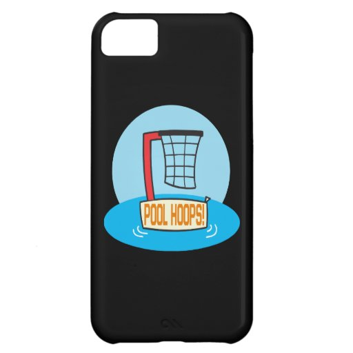 Pool Hoops Case For iPhone 5C
