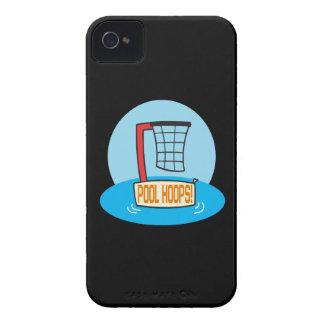 Pool Hoops iPhone 4 Case