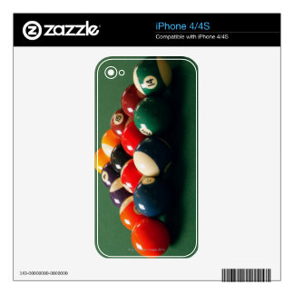 Pool iPhone 4S Skin