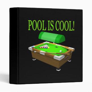 Pool Is Cool Binder