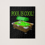 Pool Is Cool Jigsaw Puzzles