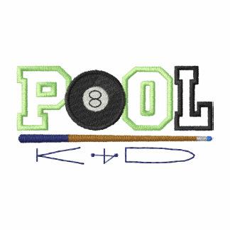 Pool Kid Embroidered Polo Shirt