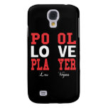 Pool Love Player Samsung Galaxy S4 Case