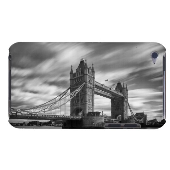 Pool of London, England iPod Touch Case