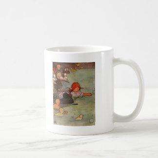 Pool of Tears Classic White Coffee Mug
