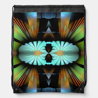 Pool Pack Wild Import View About Design Drawstring Bag