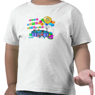 Pool Party 3rd Birthday T-shirt