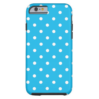 Pool Party Blue Polka Dot iPhone 6 Case