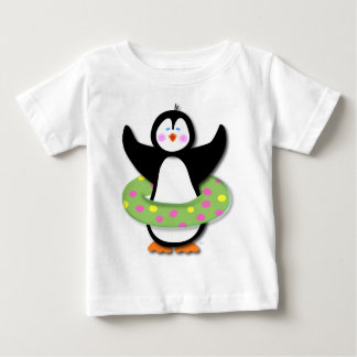 pool party penguin shirt