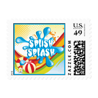 Pool Party Stamps