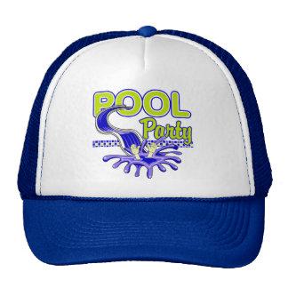 Pool Party Trucker Hat