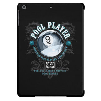 Pool Player Filigree 9-Ball Case For iPad Air