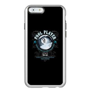 Pool Player Filigree 9-Ball Incipio Feather® Shine iPhone 6 Case