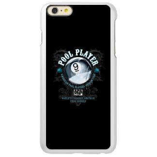 Pool Player Filigree 9-Ball Incipio Feather® Shine iPhone 6 Plus Case