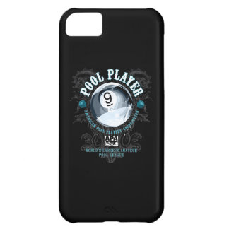 Pool Player Filigree 9-Ball iPhone 5C Covers