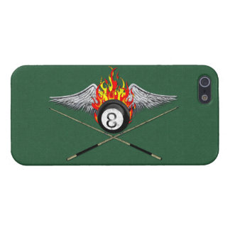Pool Player iPhone SE/5/5s Cover