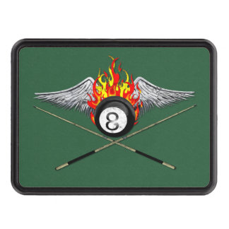 Pool Player Hitch Cover