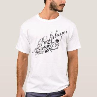 Pool Player Script T-Shirt