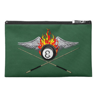 Pool Player Travel Accessory Bag