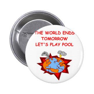 POOL.png Pinback Button