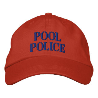 Pool Police Hat