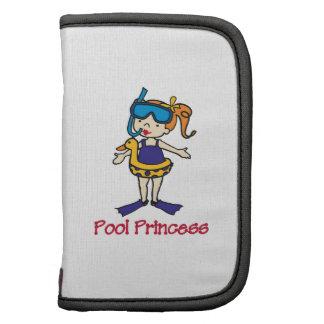 Pool Princess Folio Planner