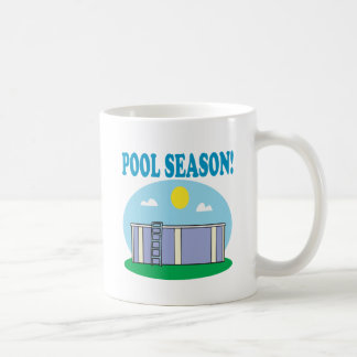 Pool Season Coffee Mug