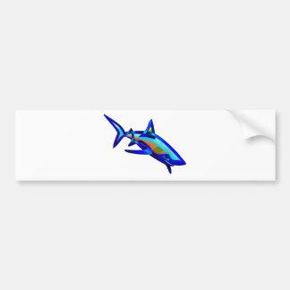 Pool Shark Bumper Sticker