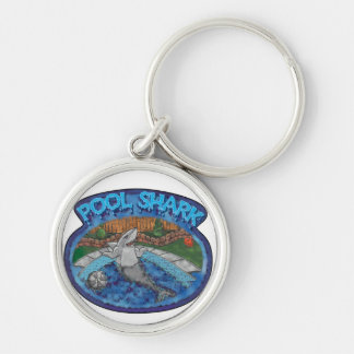 Pool Shark Key Chain