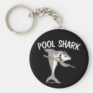 Pool Shark Keychain