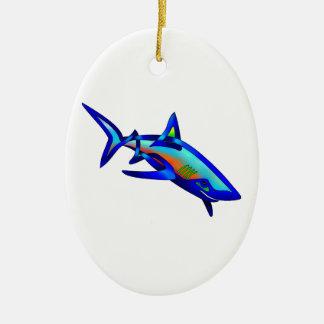 Pool Shark Christmas Tree Ornament