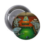 Pool Sharks with Lettering Button