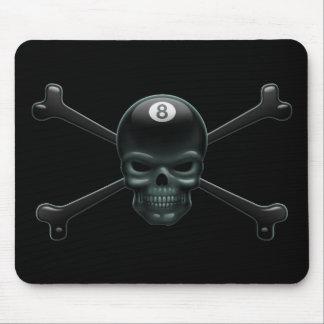 Pool Skull II Mouse Pad