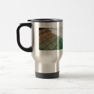 Pool Stairs Coffee Mug