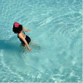 pool statuette