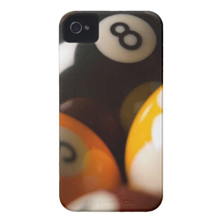 pool table balls Case-Mate iPhone 4 cases