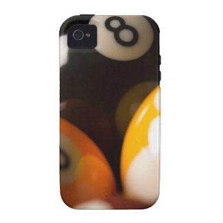 pool table balls iPhone 4 cases
