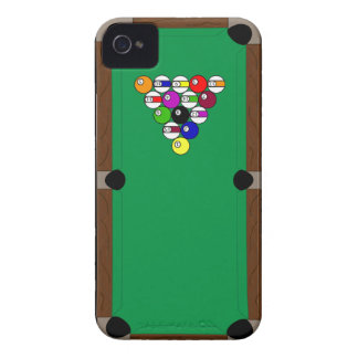Pool Table Case iPhone 4 Case-Mate Case