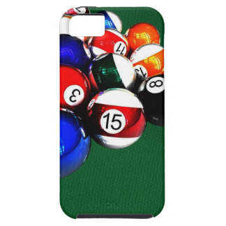 Pool Table iPhone 5 Case