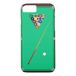 Pool Table iPhone 8/7 Case