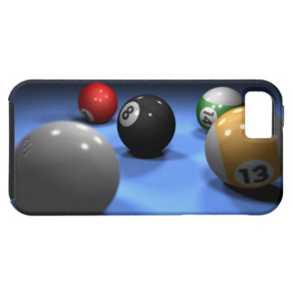 Pool Table iPhone SE/5/5s Case