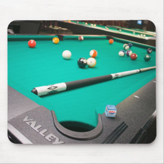 Pool Table Mouse Pad