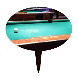 Pool Time Cake Topper