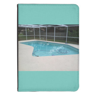 Pool time kindle case