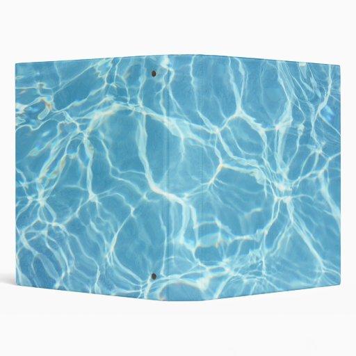 Pool Water Binder