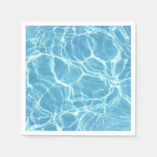 Pool Water Napkins