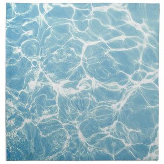 Pool Water, Pool, Swim, Summer Napkin